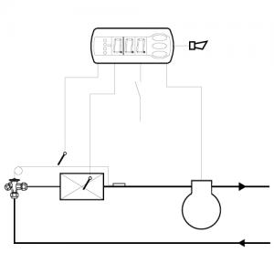 Kuldenor Danfoss EKC-102C