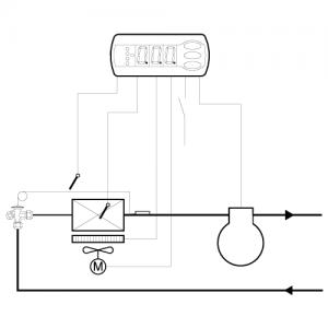 Kuldenor Danfoss EKC-102D