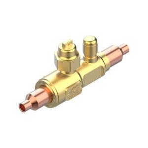 Danfoss GBCT Shut-off ball valve for high pressure