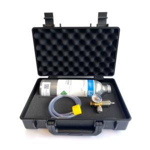 Kuldenor kalibrering gassdetektor